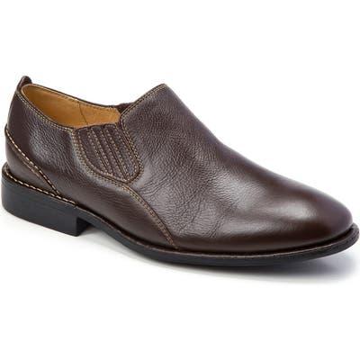 Sandro Moscoloni Lonny Plain Toe Slip-On - Brown