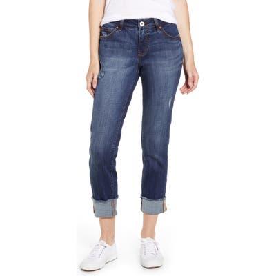 Jag Jeans Carter Girlfriend Jeans, Blue