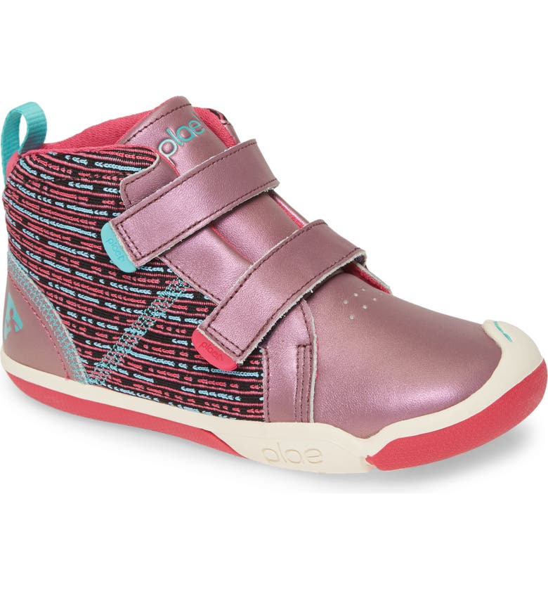 PLAE 'Max' Customizable High Top Sneaker, Main, color, IMPERIAL GARNET
