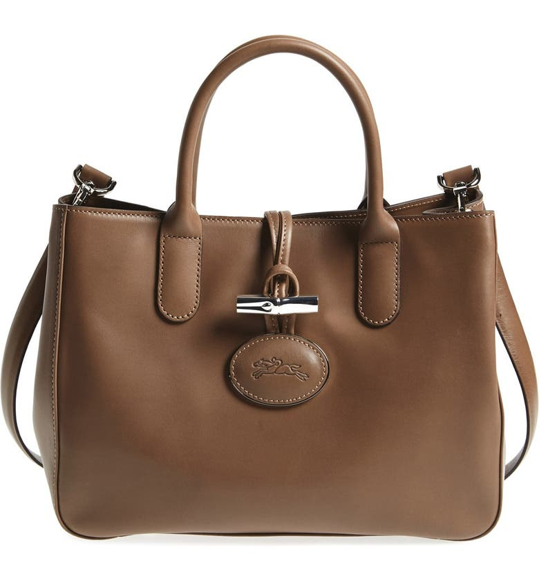 Longchamp 'Roseau Heritage' Leather Tote | Nordstrom