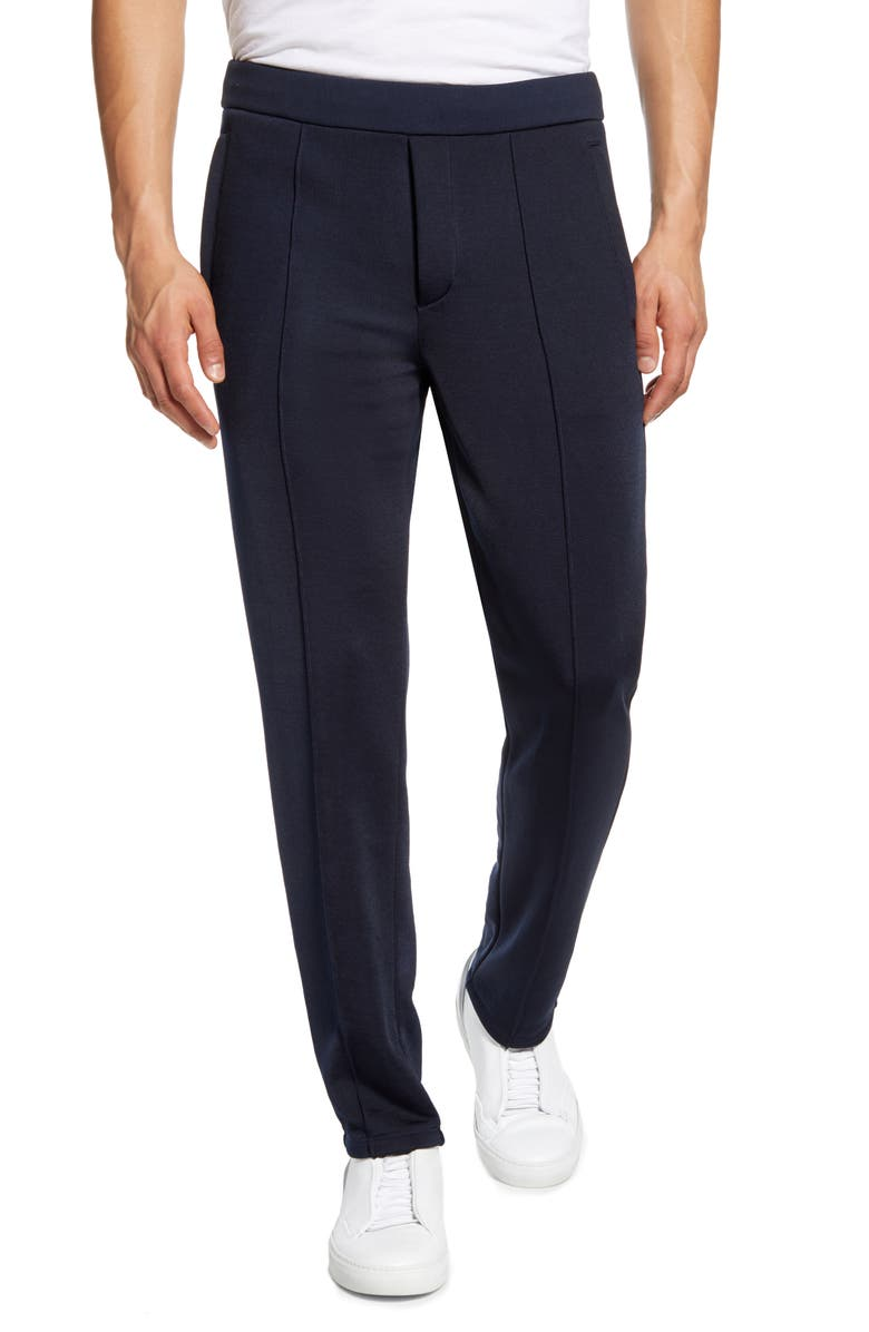VINCE Tapered Track Pants, Main, color, COASTAL