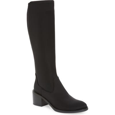 Donald Pliner Deno Knee High Boot- Black