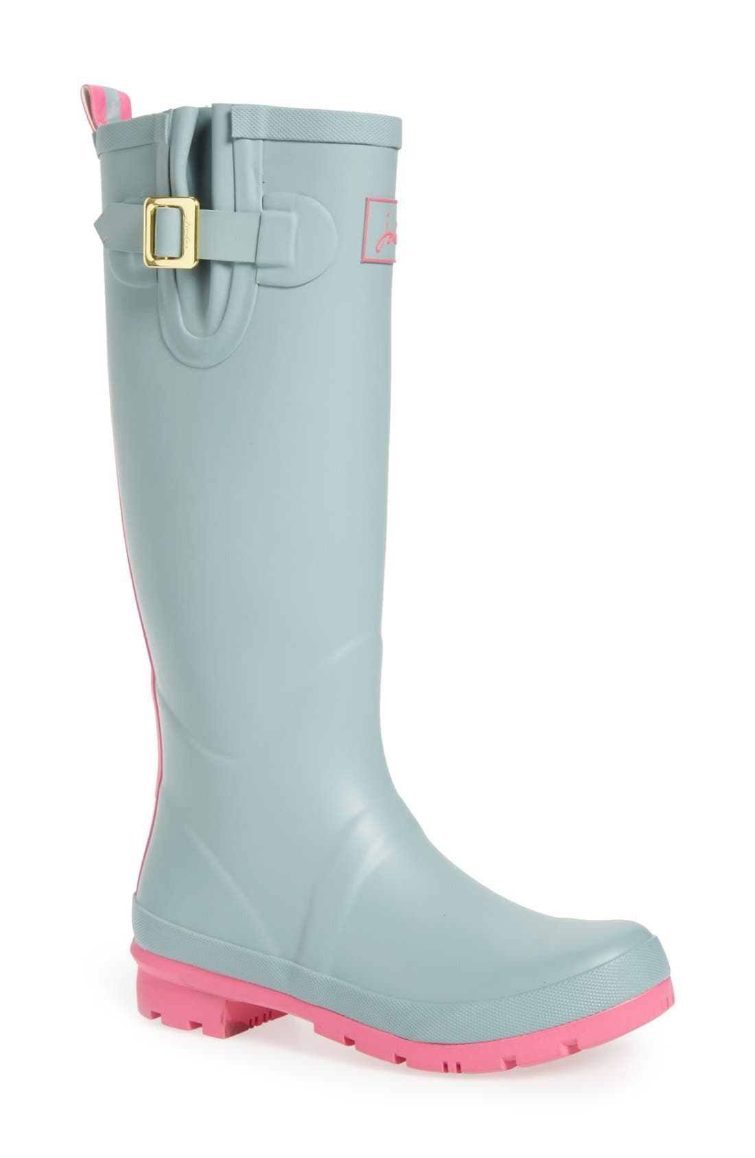 ,                             'Field Welly' Rain Boot,                             Main thumbnail 19, color,                             051