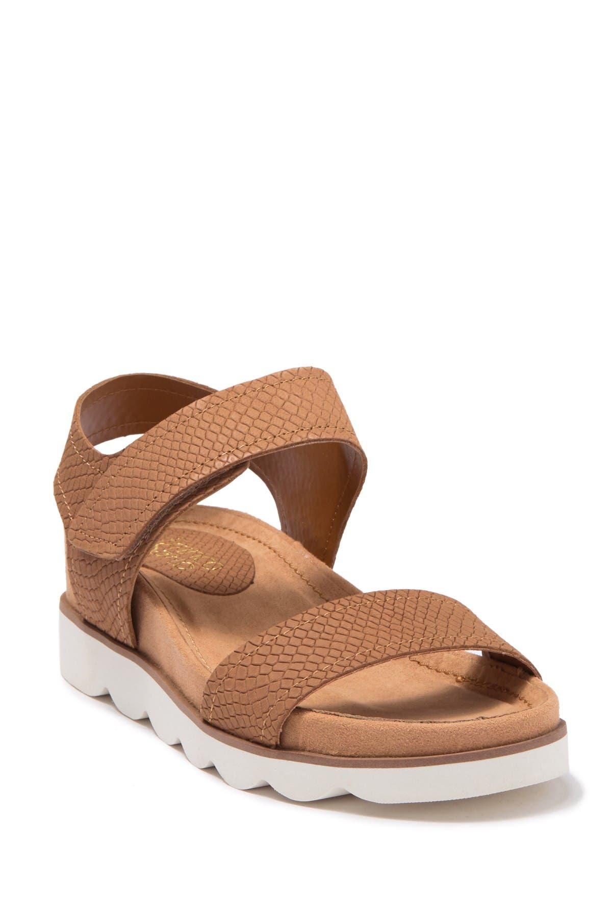 Image of Franco Sarto India Platform Sandal
