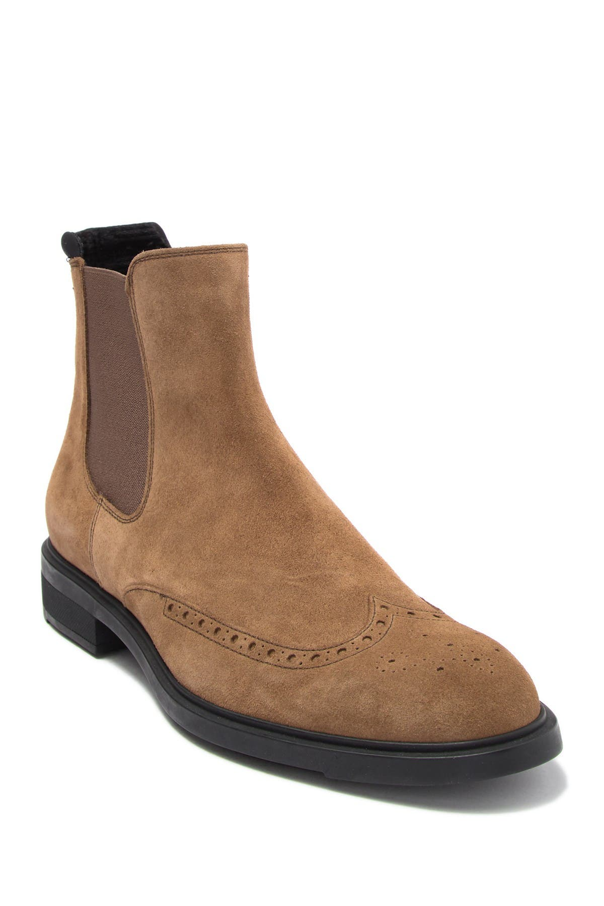 Image of BOSS First Class Suede Chelsea Boot