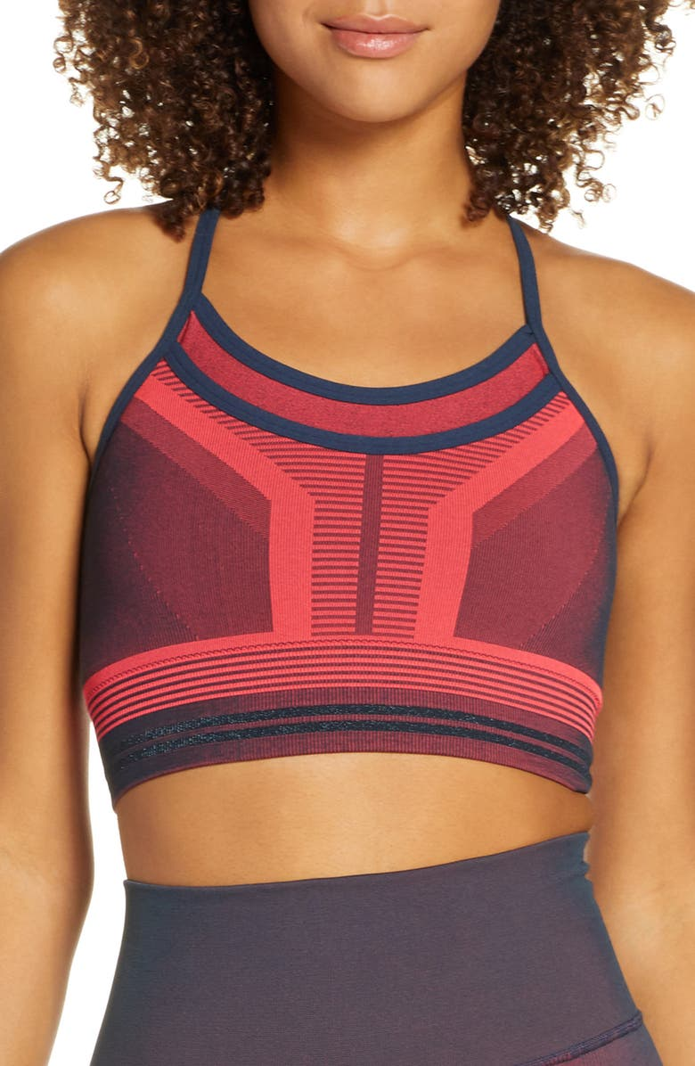 LNDR Cosmos Sports Bra, Main, color, 650