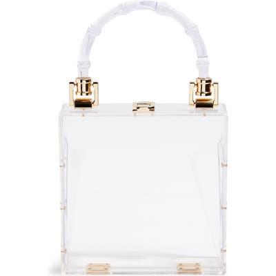 Topshop Georgia Top Handle Bag - None