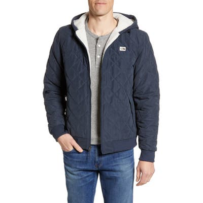 The North Face Cuchillo Insulated Hooded Jacket, Blue