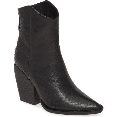 Alias Mae West Bootie, Black