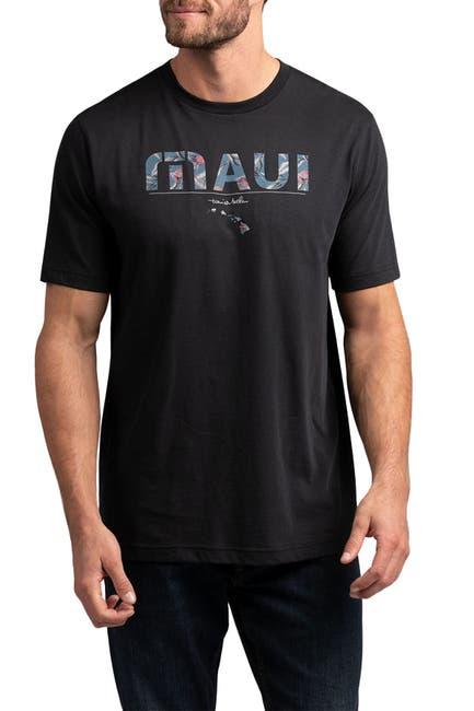Image of TRAVIS MATHEW Halekala Regular Fit T-Shirt