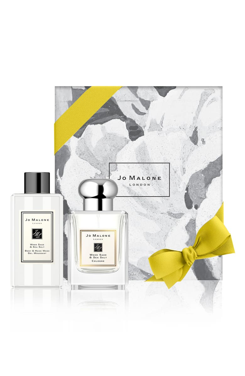 JO MALONE LONDON<SUP>™</SUP> Wood Sage & Sea Salt Cologne Set, Main, color, NO COLOR