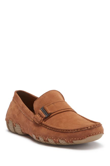 Image of Kenneth Cole Reaction Later Driver Suede Loafer