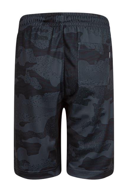 Image of Converse Camo Print Mesh Shorts