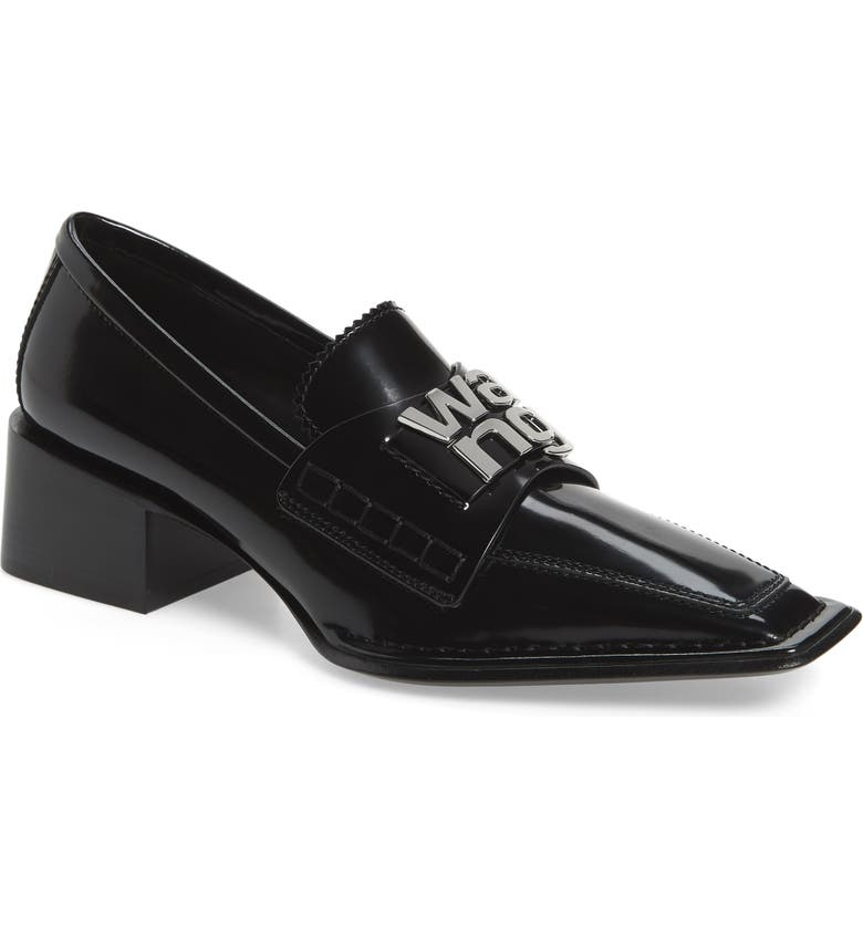 Parker Logo Loafer by Alexander Wang