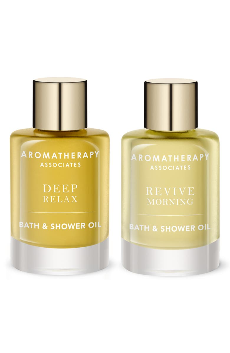 AROMATHERAPY ASSOCIATES Perfect Partners Bath & Shower Oil Duo, Main, color, 000
