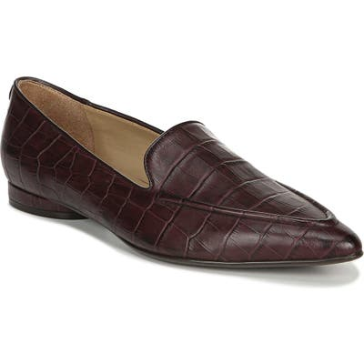 Naturalizer Haines Loafer, Red