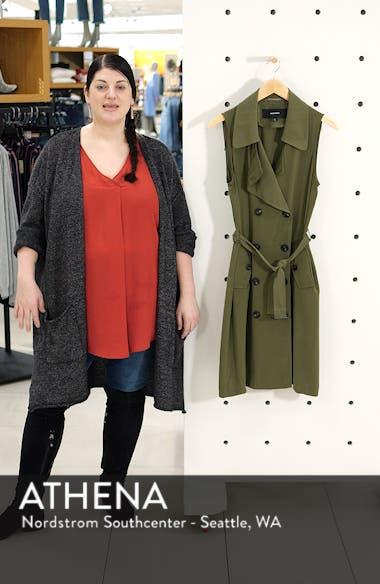 Bella Longline Vest, sales video thumbnail