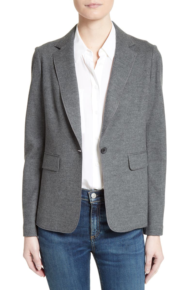 RAG & BONE Club Wool Jacket, Main, color, 090