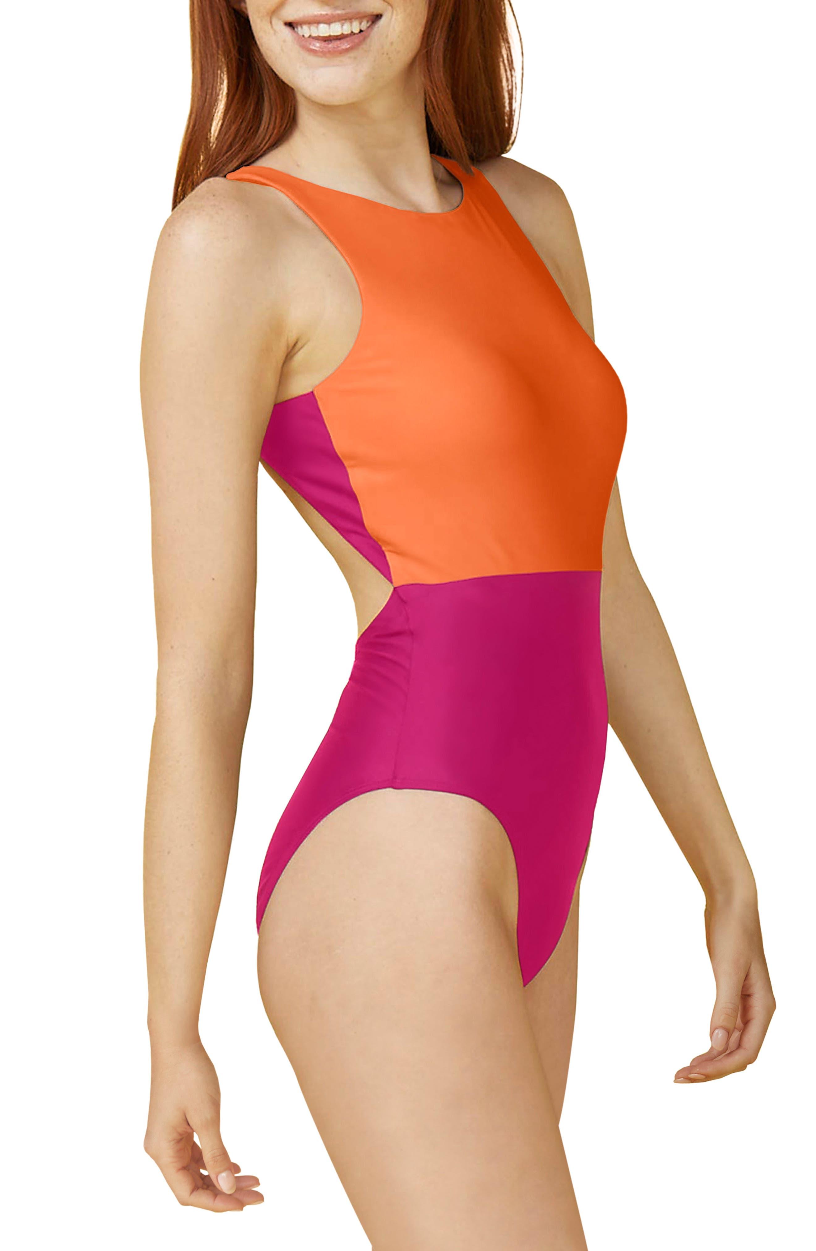 Summersalt The Cove One-Piece Swimsuit (Regular & Plus Size)