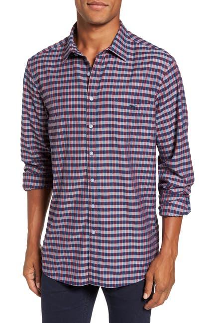 Image of RODD AND GUNN Mandeville Check Sport Shirt