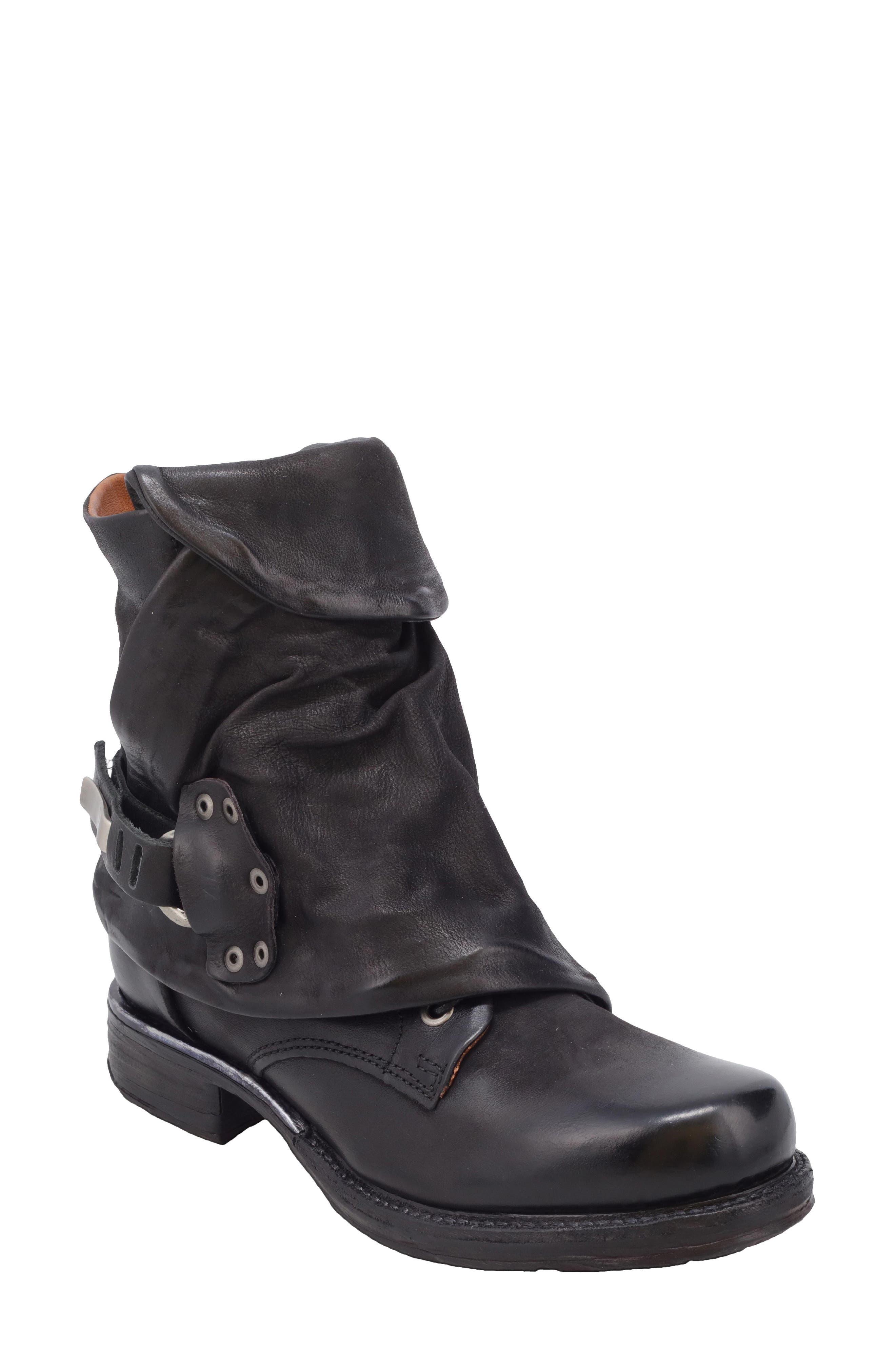 Women's A.s.98 Emerson Engineer Boot