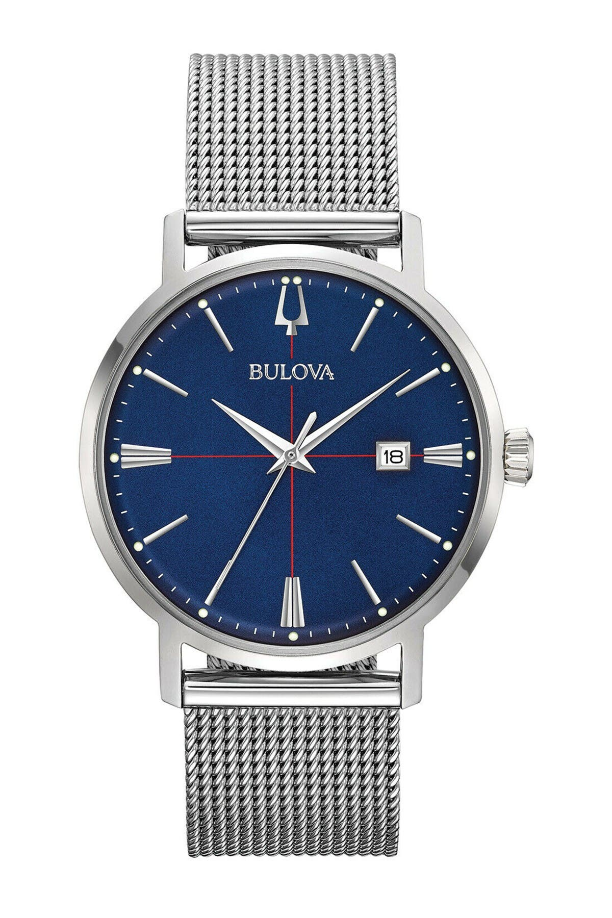 Image of Bulova Men's AeroJet Watch, 39mm