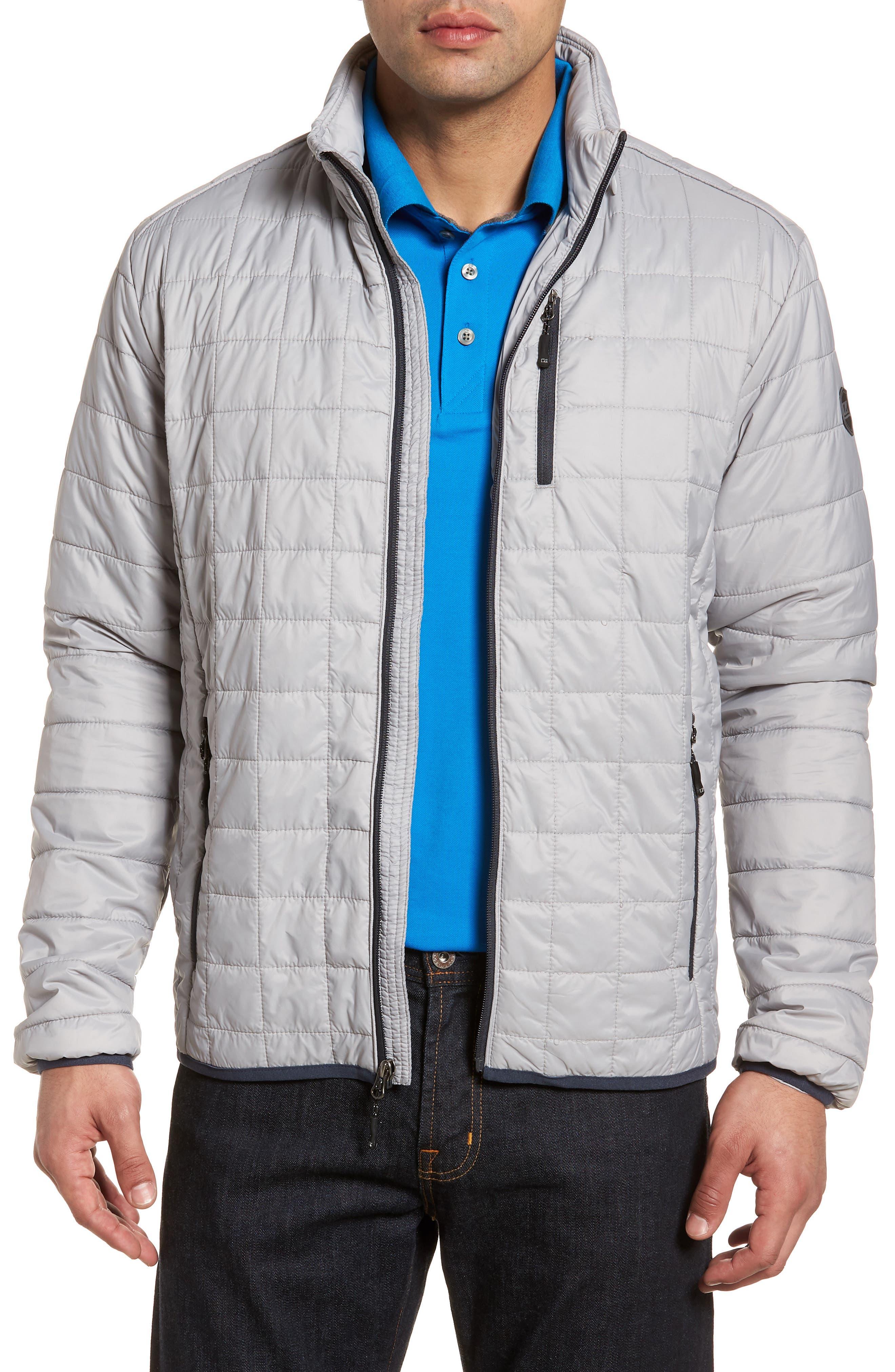 Cutter & Buck Rainier Primaloft Insulated Jacket