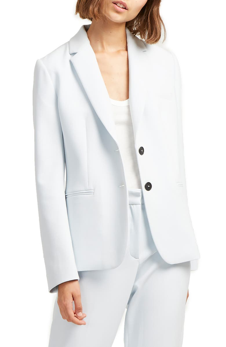 FRENCH CONNECTION Sundae Suiting Blazer, Main, color, 434