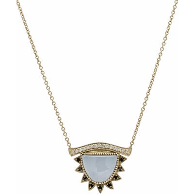 Conges Inspire & Calm Small Third Eye Necklace