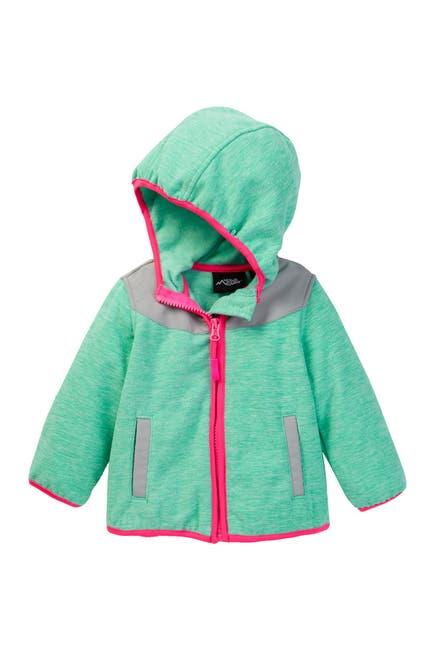 Image of weatherproof Zip Hooded Fleece Jacket