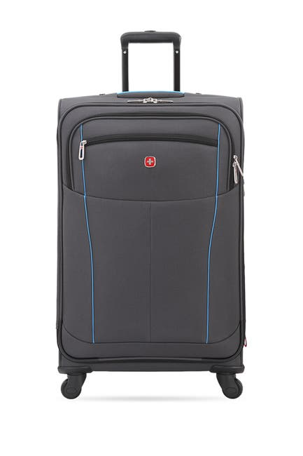 """Image of SwissGear 24"""" Spinner Suitcase"""
