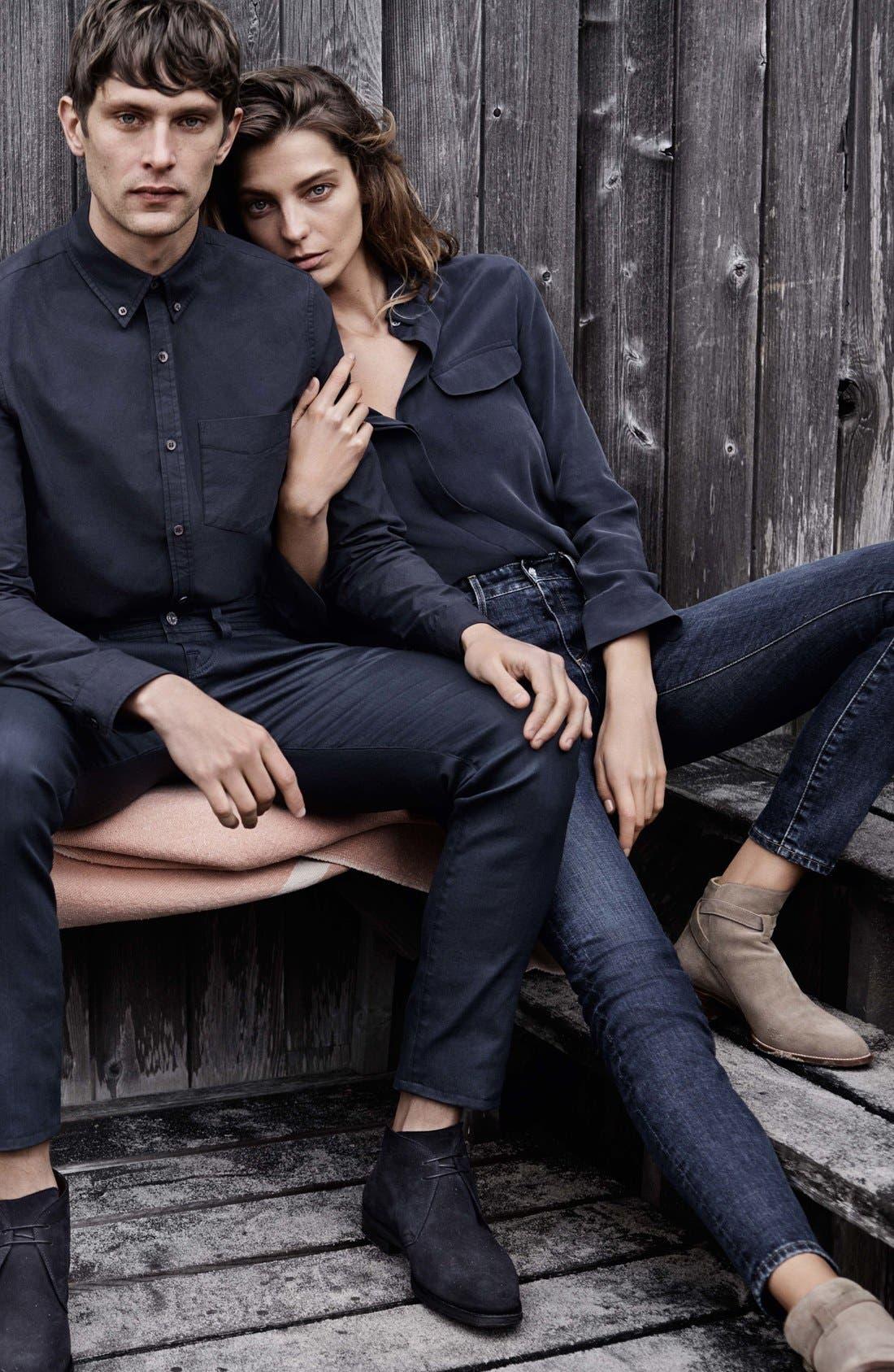 ,                             'Matchbox' Slim Fit Jeans,                             Alternate thumbnail 27, color,                             465