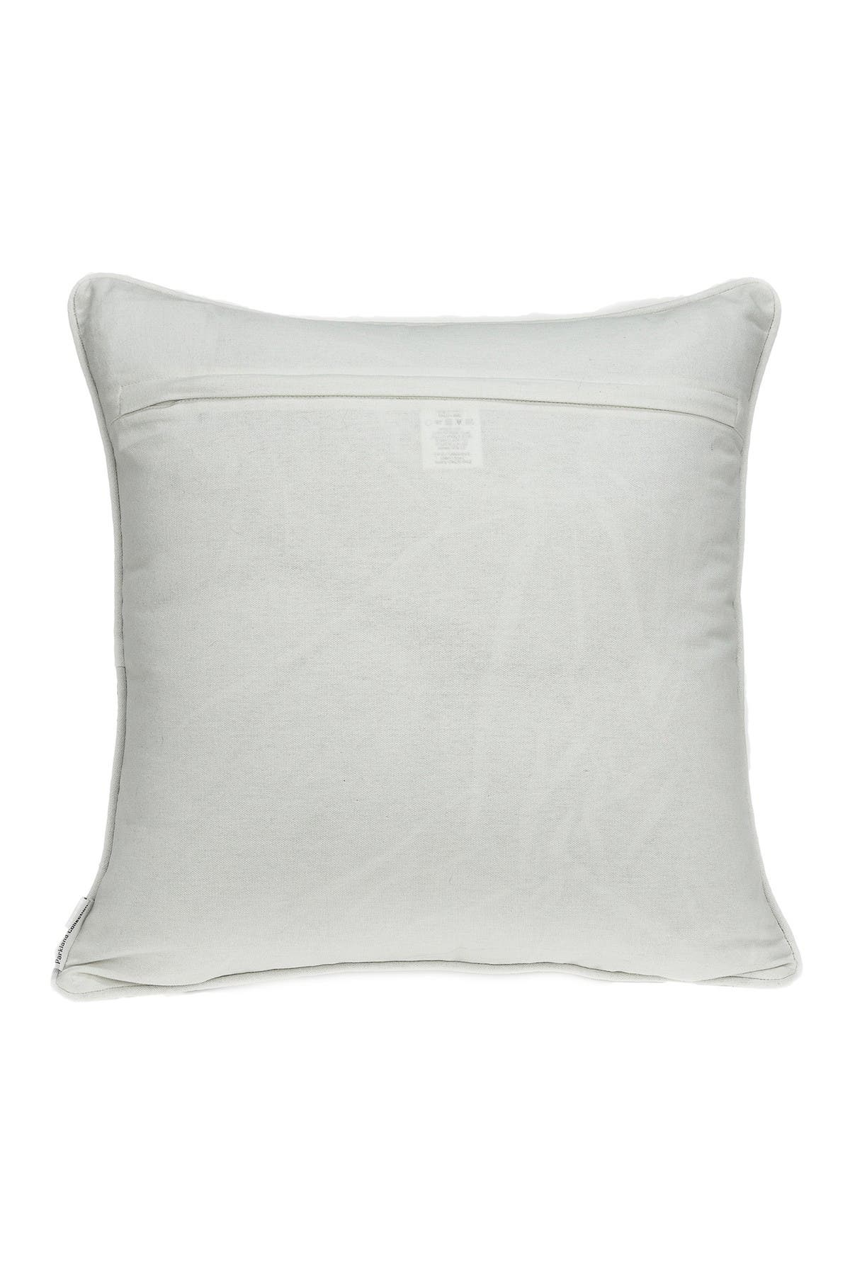 """Image of Parkland Collection Capella Transitional Pillow - 20"""" x 20"""" - Beige"""
