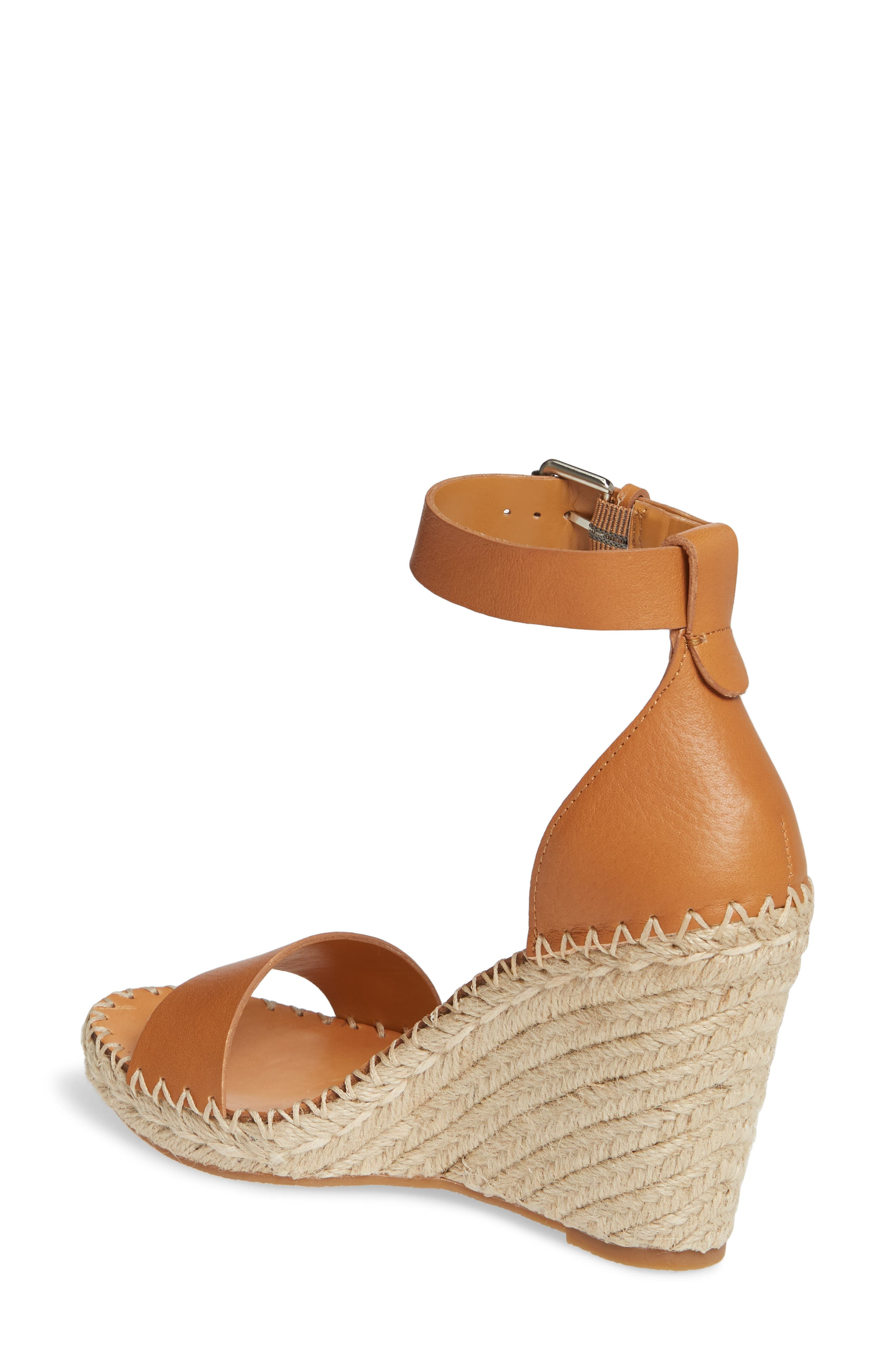 ,                             Noor Espadrille Wedge Sandal,                             Alternate thumbnail 8, color,                             232