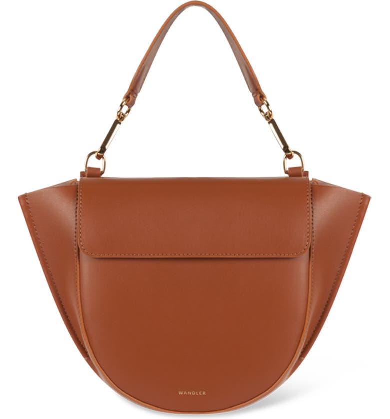 WANDLER Hortensia Mini Bag, Main, color, TAN