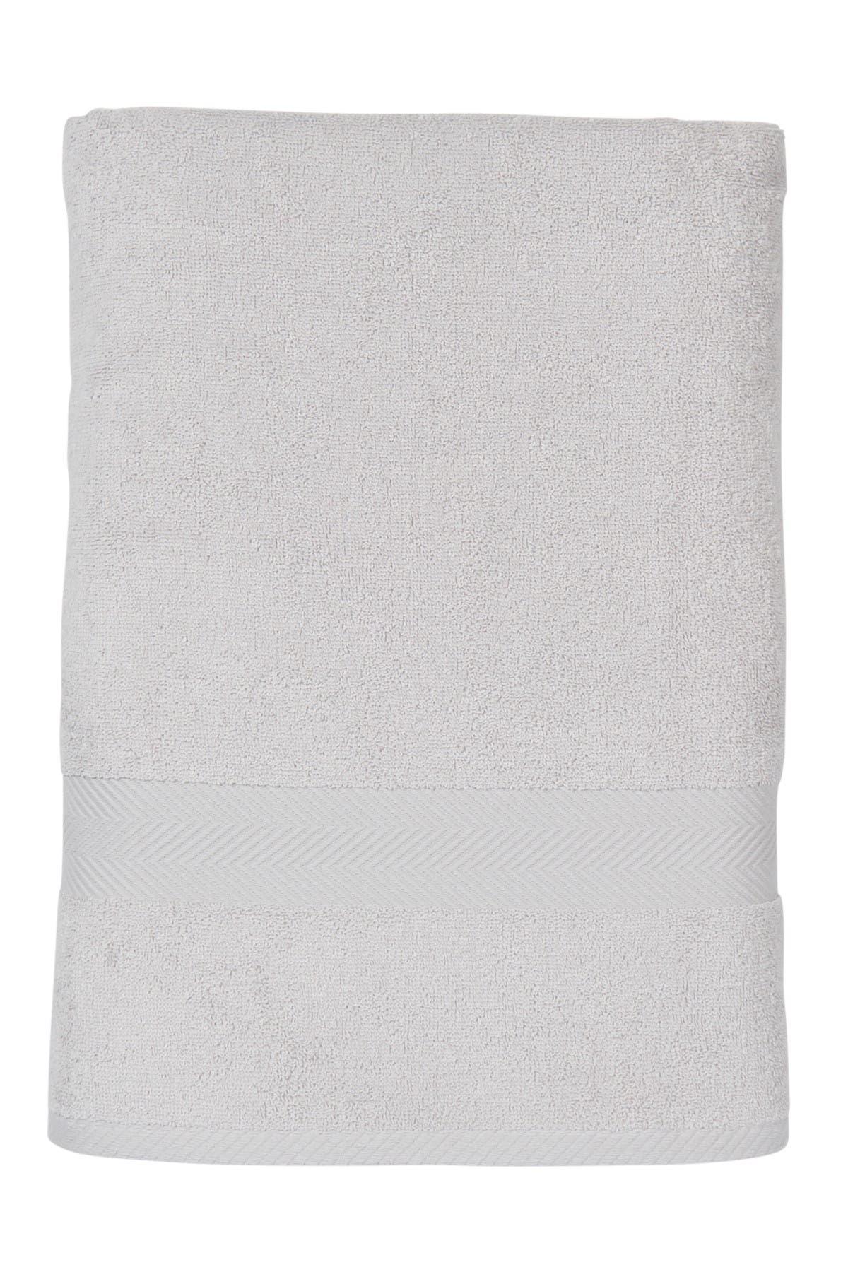 Moda At Home Silver Monarch Turkish Cotton Bath Sheet Nordstrom Rack