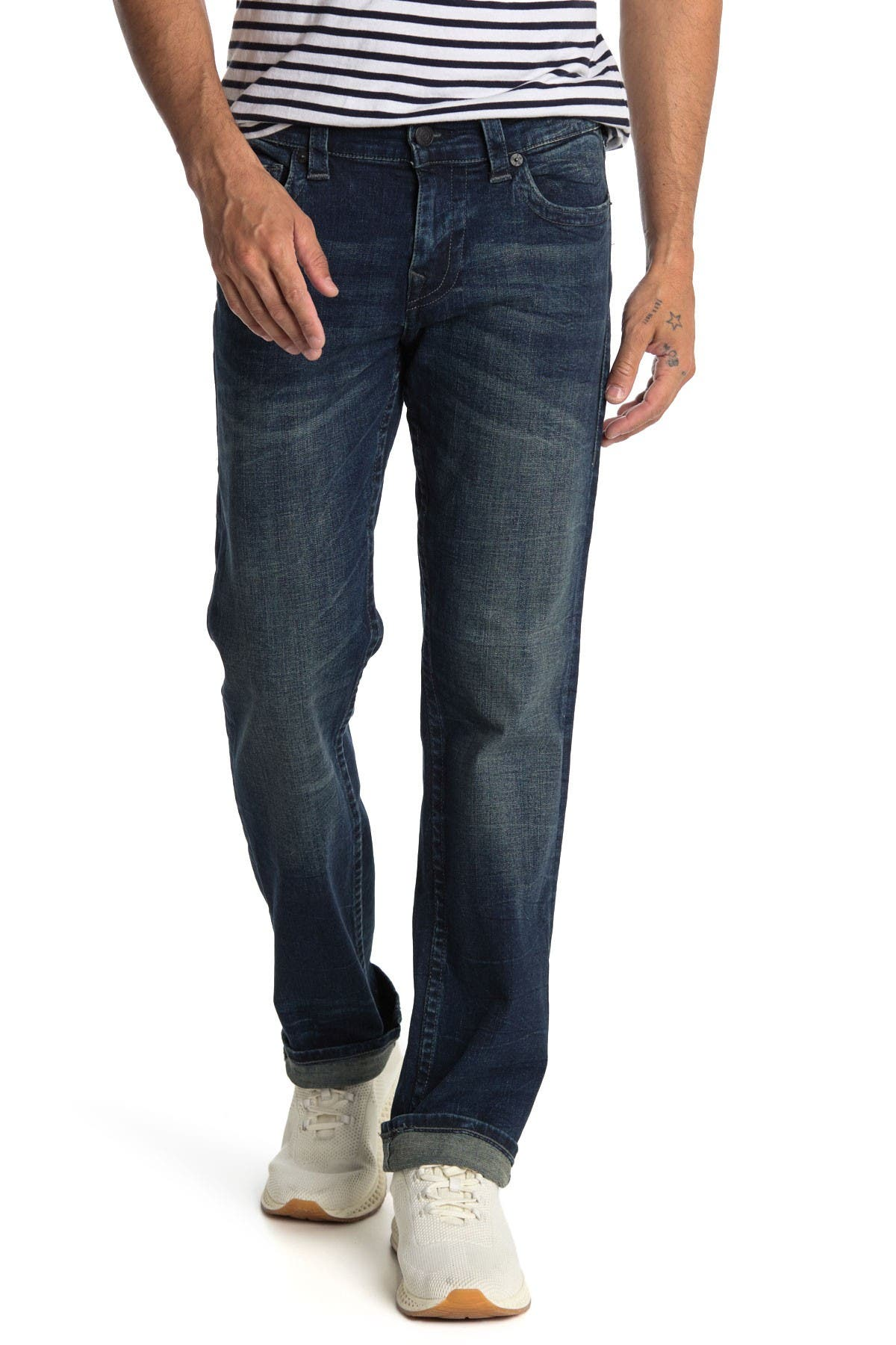 Image of True Religion Ricky Straight Fit Jeans