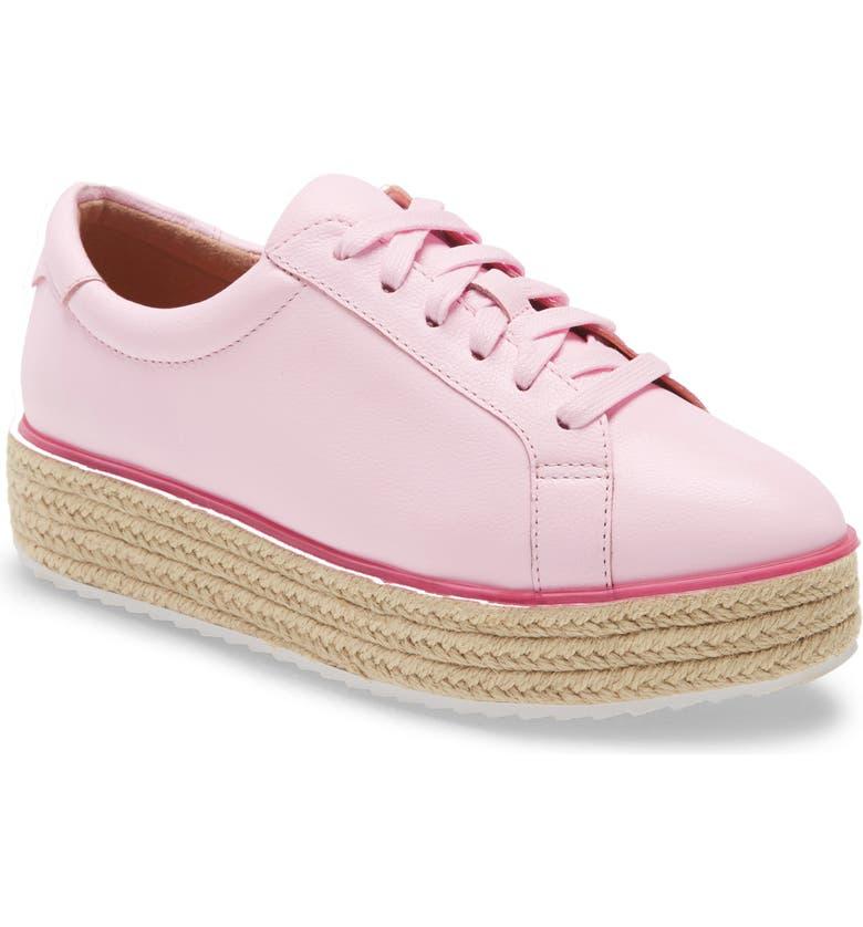 HALOGEN<SUP>®</SUP> x Atlantic-Pacific Theodora Platform Sneaker, Main, color, 650