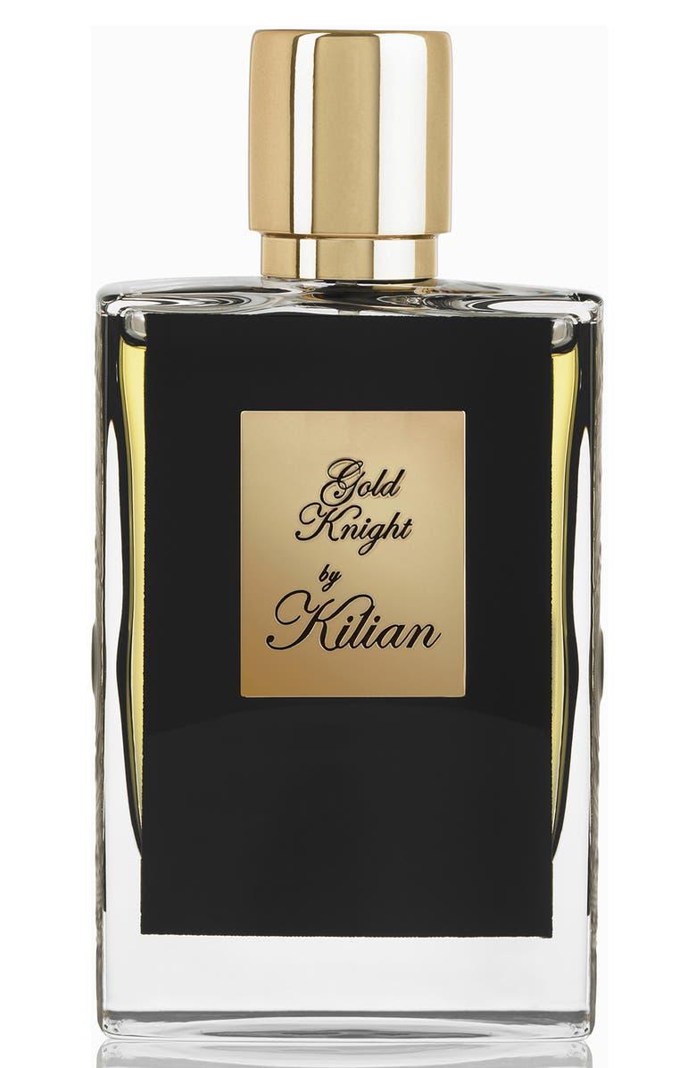 KILIAN Gold Knight Refillable Spray Collectors Edition, Main, color, 000