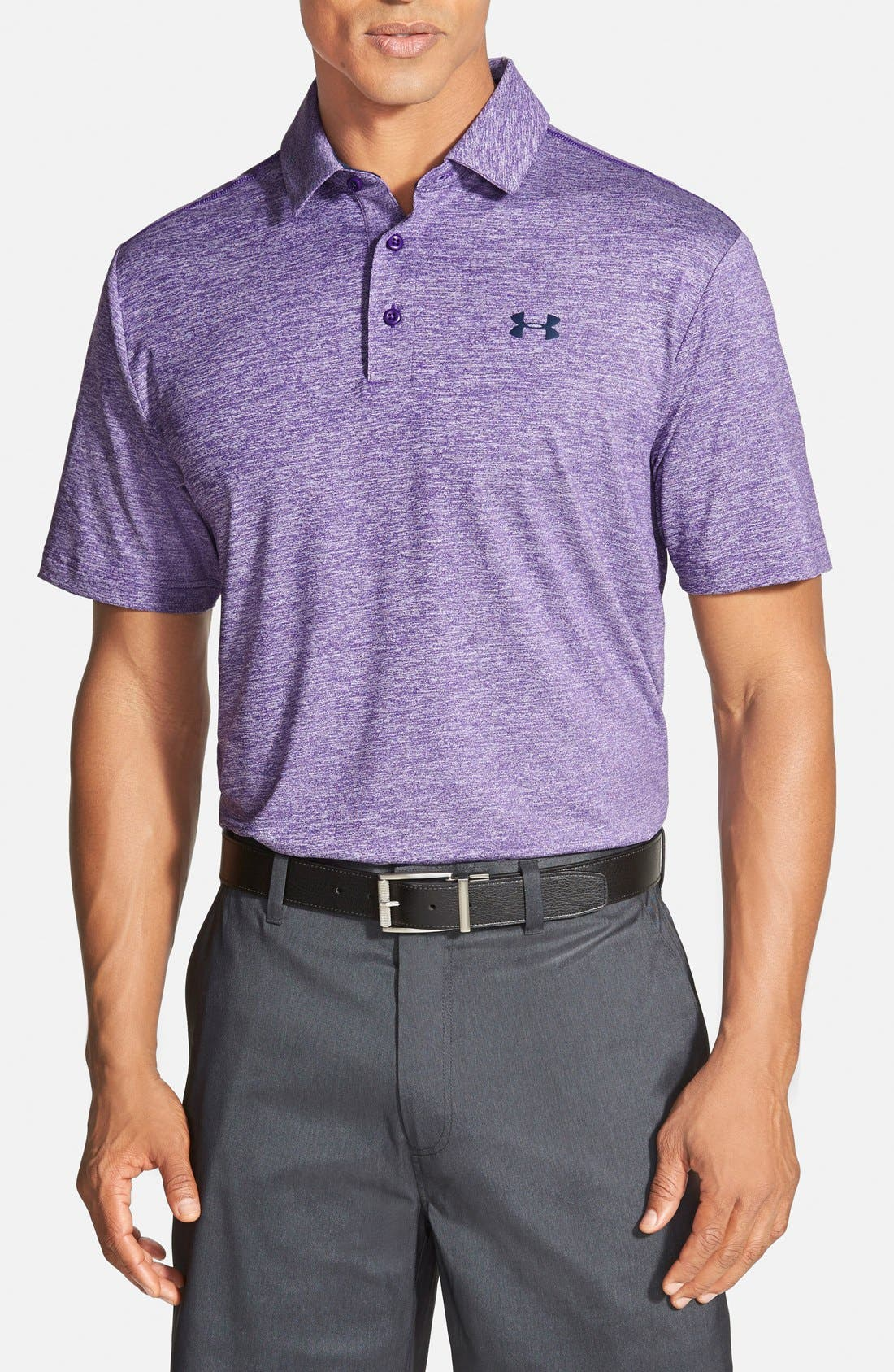 ,                             'Playoff' Loose Fit Short Sleeve Polo,                             Main thumbnail 355, color,                             522