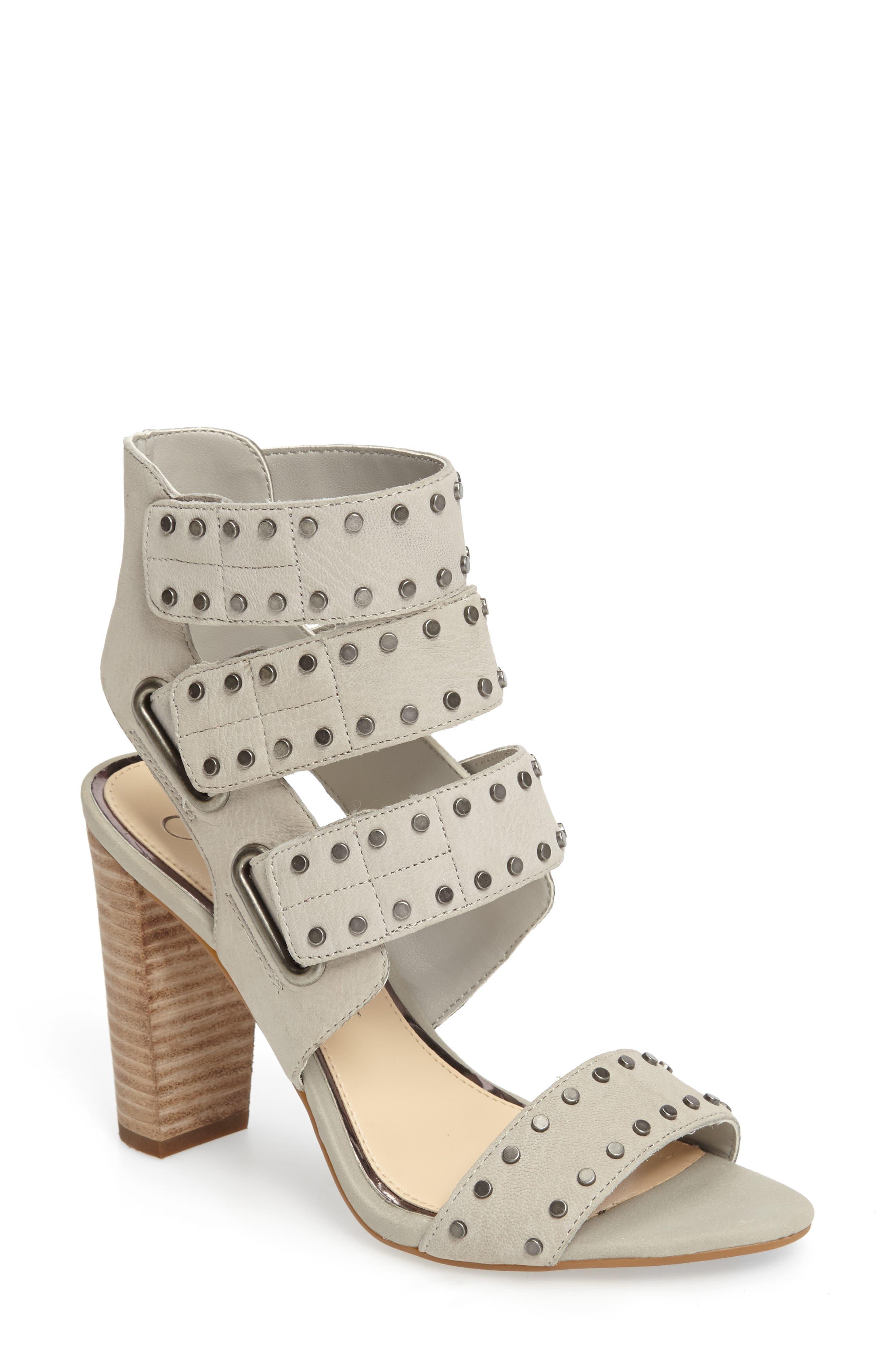Image of Jessica Simpson Elanna Hi Heel Sandal