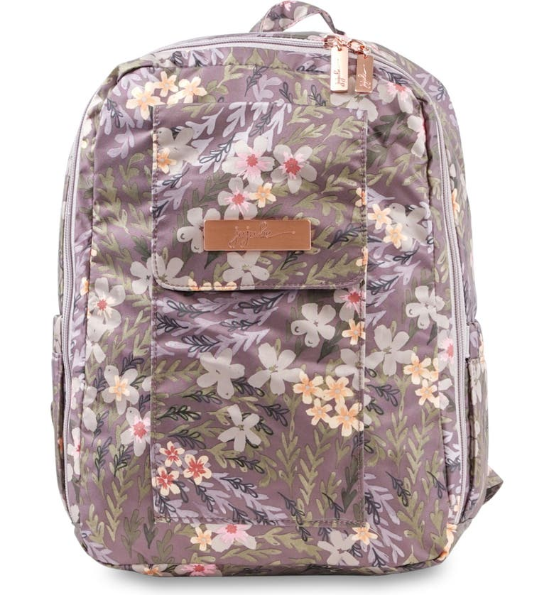 JU-JU-BE MiniBe Rose Backpack, Main, color, SAKURA AT DUSK