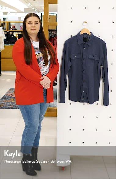 Knit Shirt Jacket, sales video thumbnail