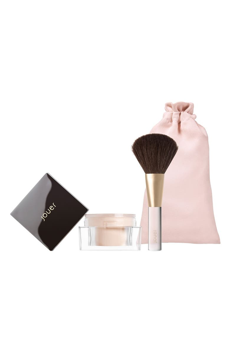 JOUER 'Holiday Shimmer' Set, Main, color, 000
