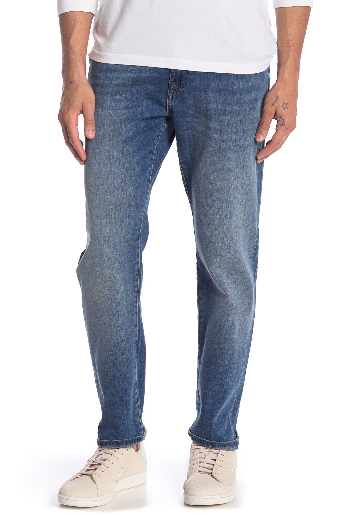 "Image of Mavi Marcus Straight Jeans - 30-34"" Inseam"