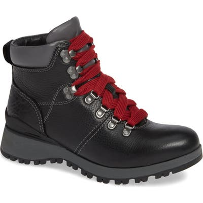 Bionica Dalton Lace-Up Waterproof Boot- Black
