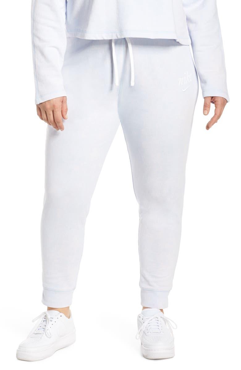 NIKE Sweatpants, Main, color, HALF BLUE/ SUMMIT WHITE