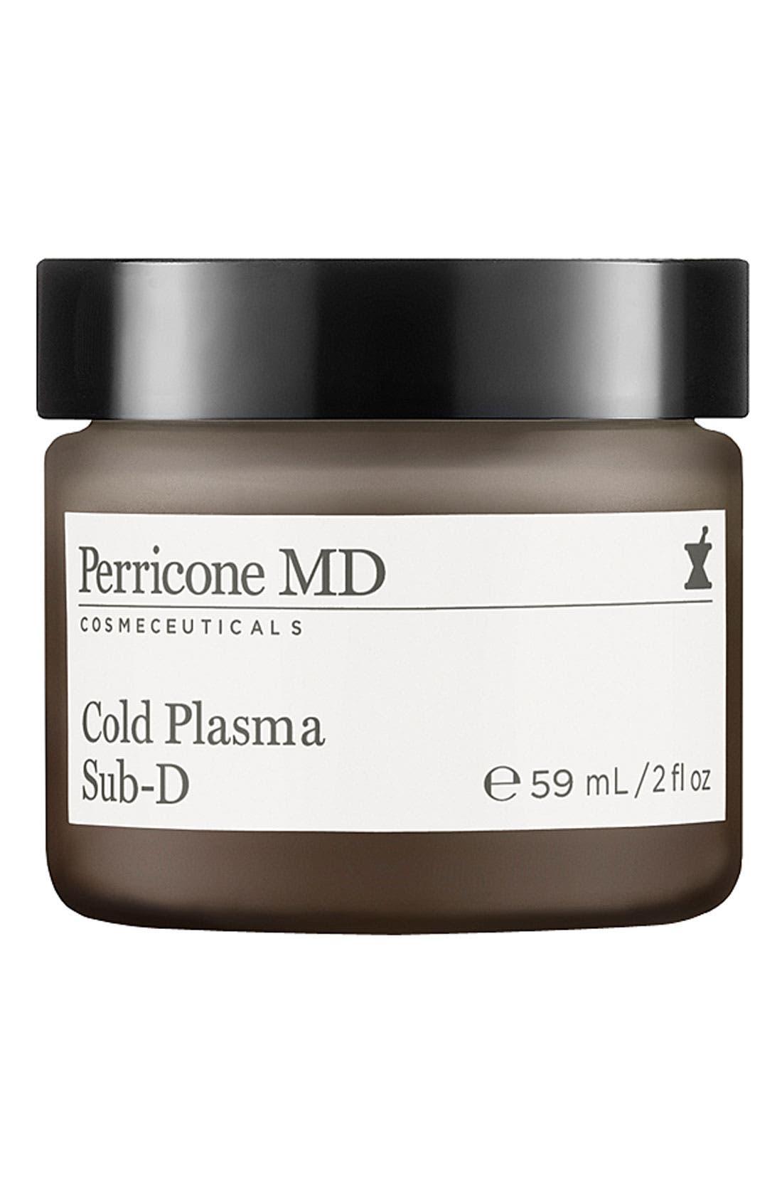 ,                             Cold Plasma Sub-D Neck Cream,                             Main thumbnail 1, color,                             NO COLOR