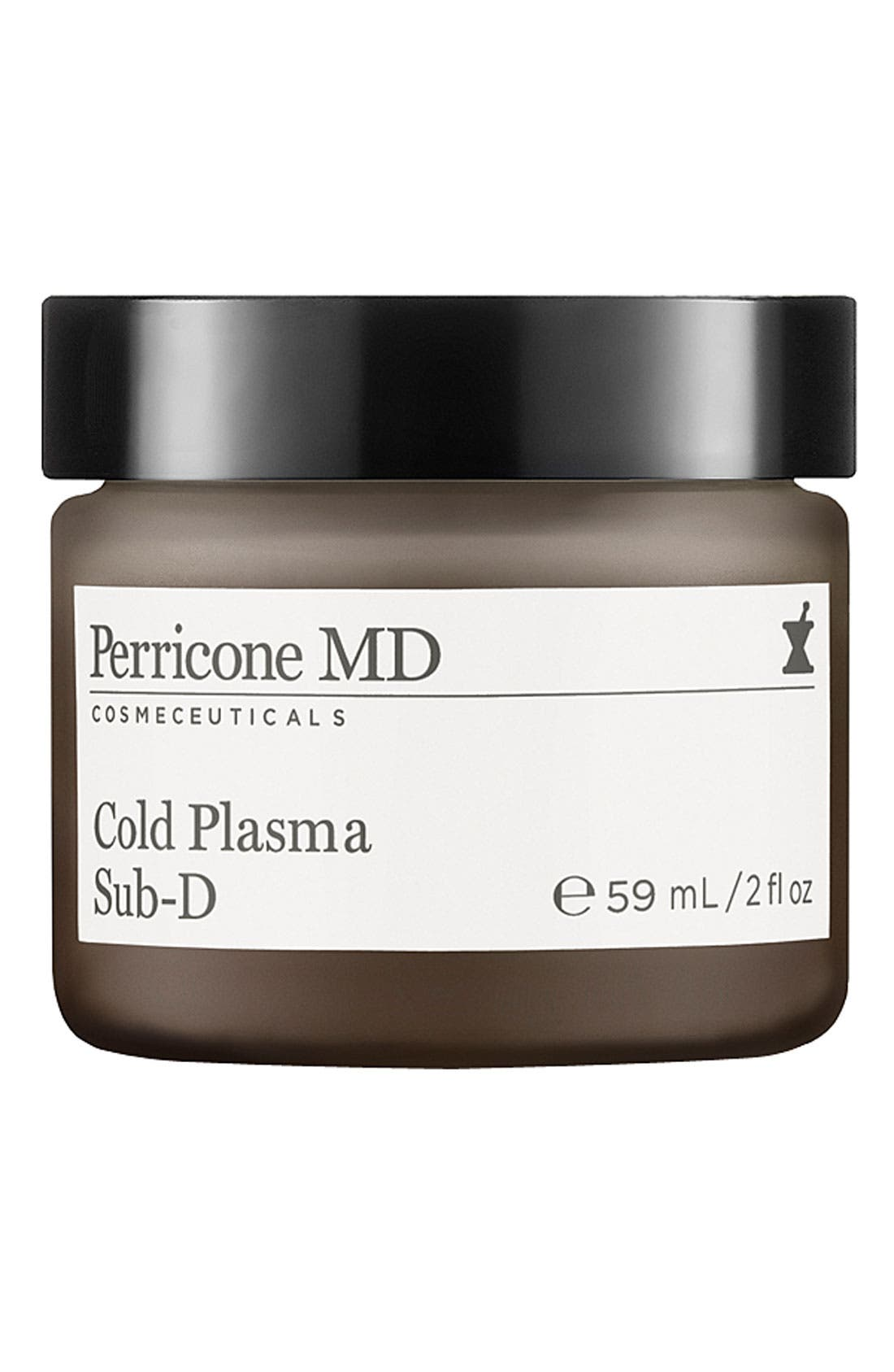 Cold Plasma Sub-D Neck Cream, Main, color, NO COLOR