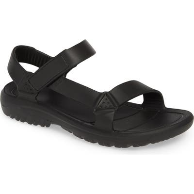 Teva Hurricane Drift Sandal, Black